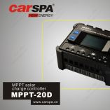 شارژکنترلر 20 آمپر MPPT کارسپا – 24 ولت