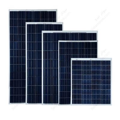 پنل خورشیدی 80 وات پلی کریستال یینگلی