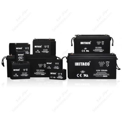 باتری 12 آمپر هیتاکو – سیلد اسید