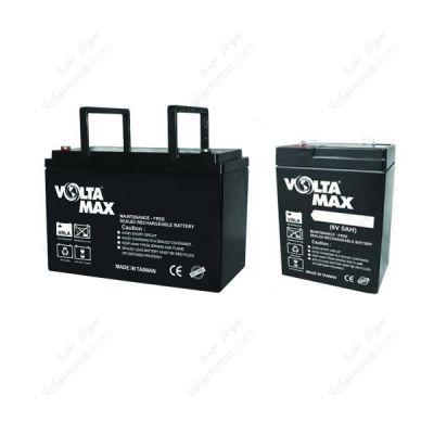 باتری 1.2 آمپر سیلداسید voltamax