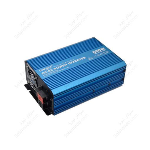 اینورتر سینوسی کارسپا 24 ولت 600 وات