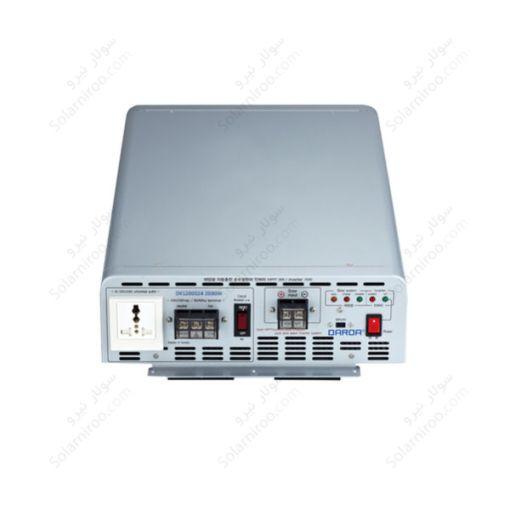 اینورتر شارژر 2000 وات 40 آمپر MPPT داردا