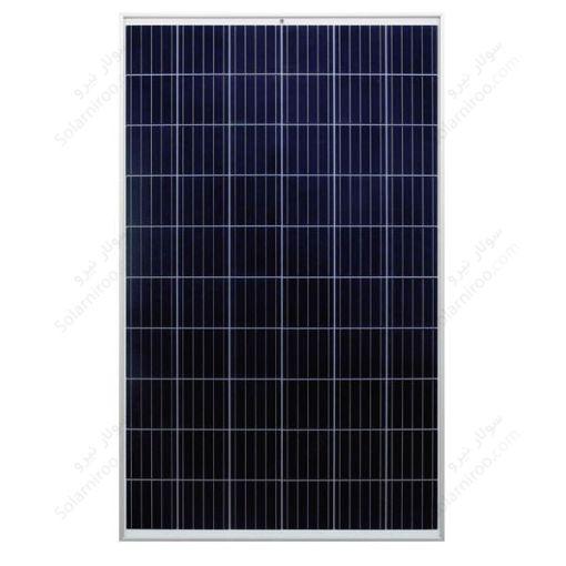 پنل خورشیدی 128 وات پلی کریستال شارپ