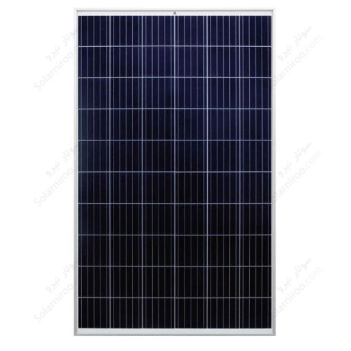 پنل خورشیدی 130 وات پلی کریستال شارپ
