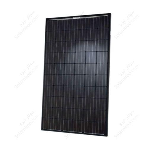 پنل خورشیدی 390 وات مونو کریستال سولار ورلد