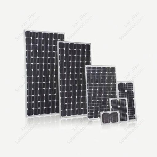 پنل خورشیدی 100 وات مونو کریستال یینگلی