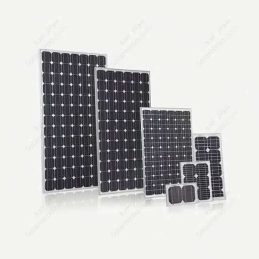 پنل خورشیدی 50 وات مونو کریستال یینگلی