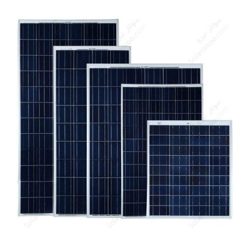 پنل خورشیدی 5 وات پلی کریستال یینگلی