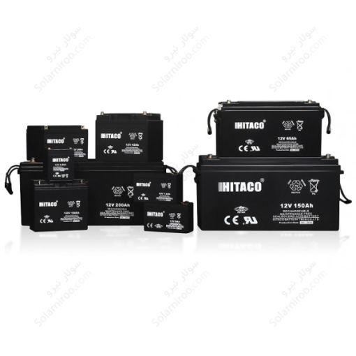 باتری 4.5 آمپر هیتاکو – سیلد اسید