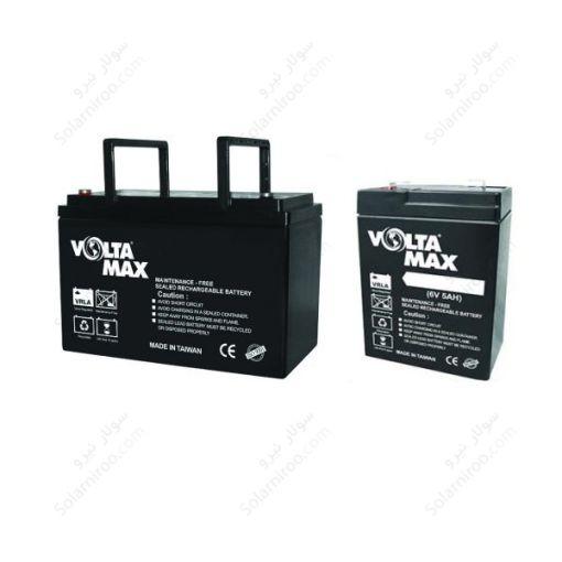 باتری 100 آمپر سیلداسید voltamax