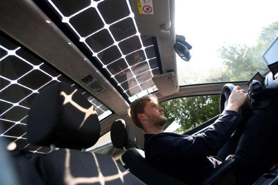 حمل و نقل خورشیدی