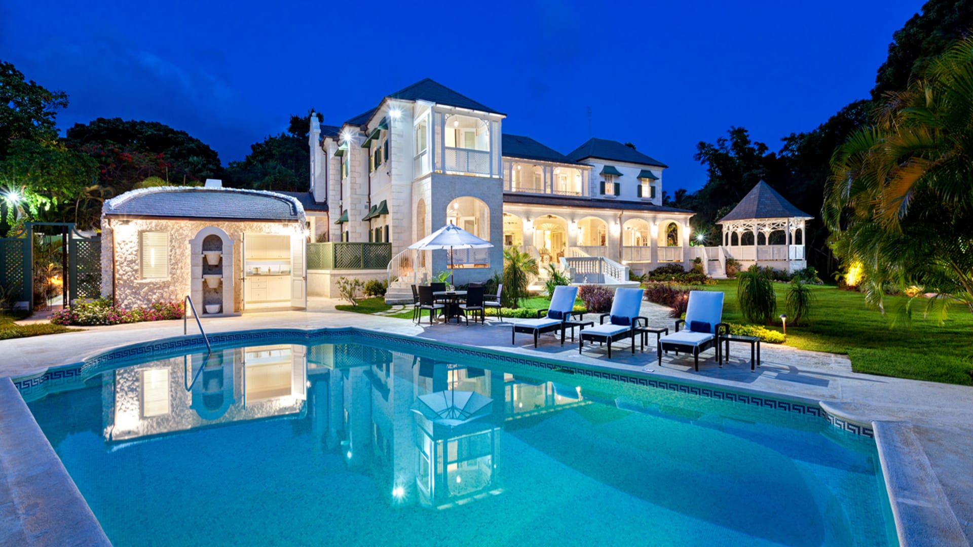 Windward house barbados west coast luxury property - Les plus belles maisons du monde photos ...
