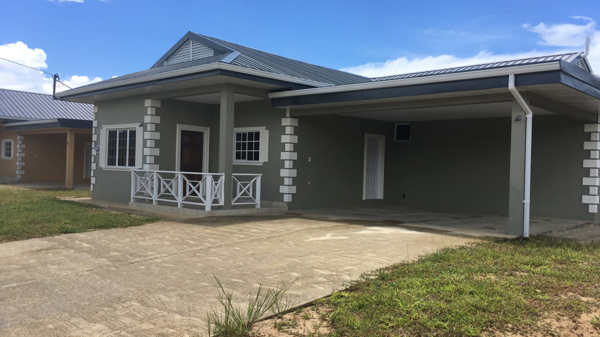 Cost of house plans in trinidad and tobago for Trinidad house plans