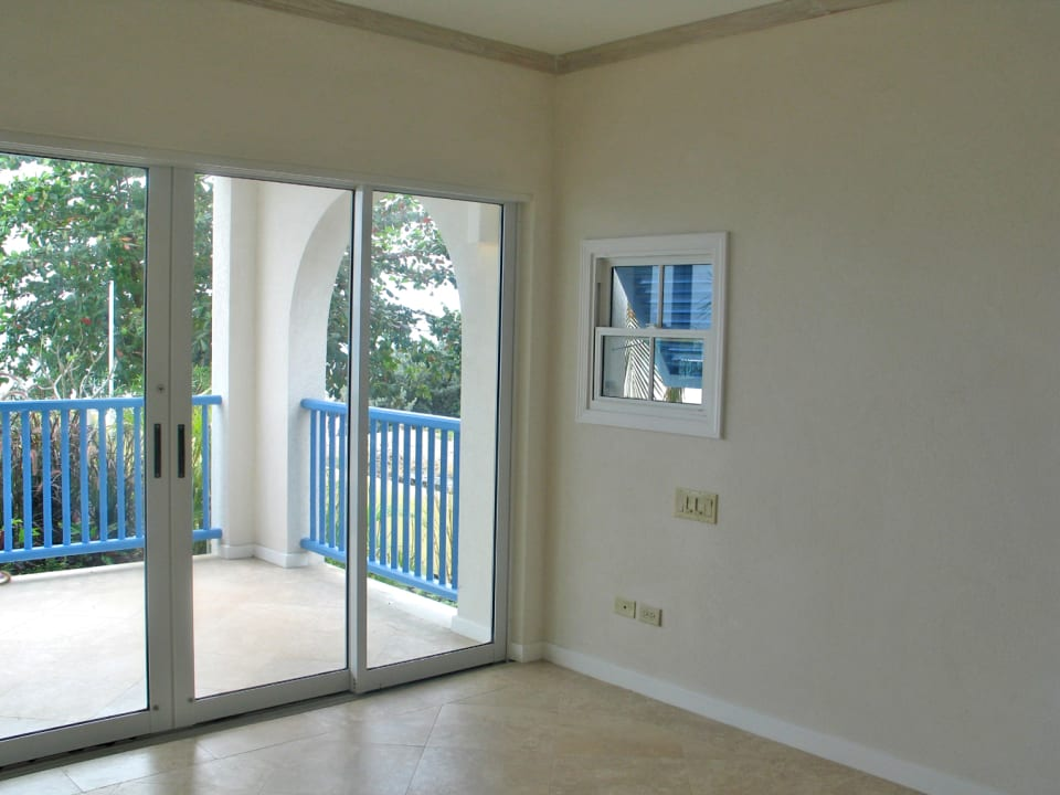 Bedroom w/ Patio
