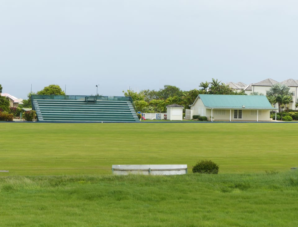 View towards the Club House