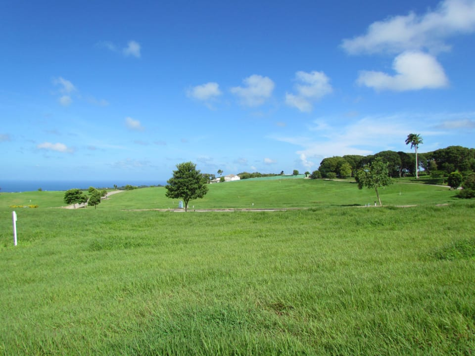 Both Golf and Sea Views