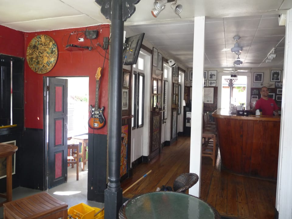 View of Bar Area