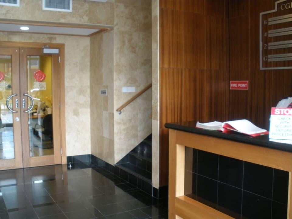 Entrance Area