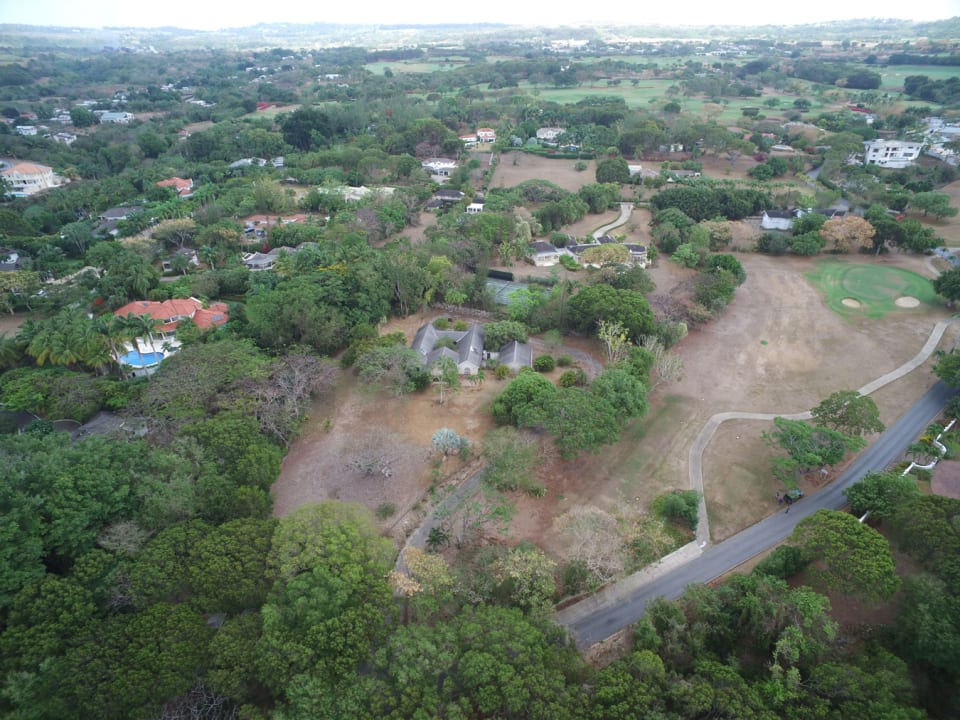 Arial View of Parnassas Barbados