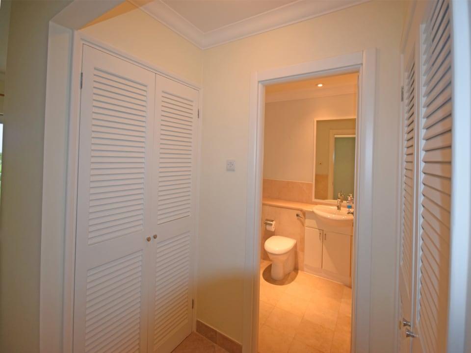 Storage & Bathroom