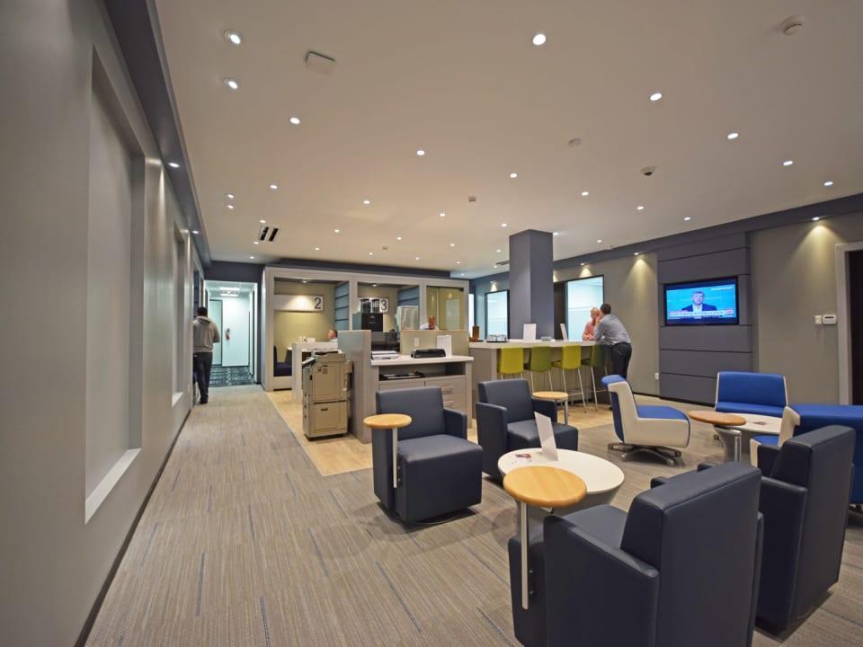 Business World Lounge