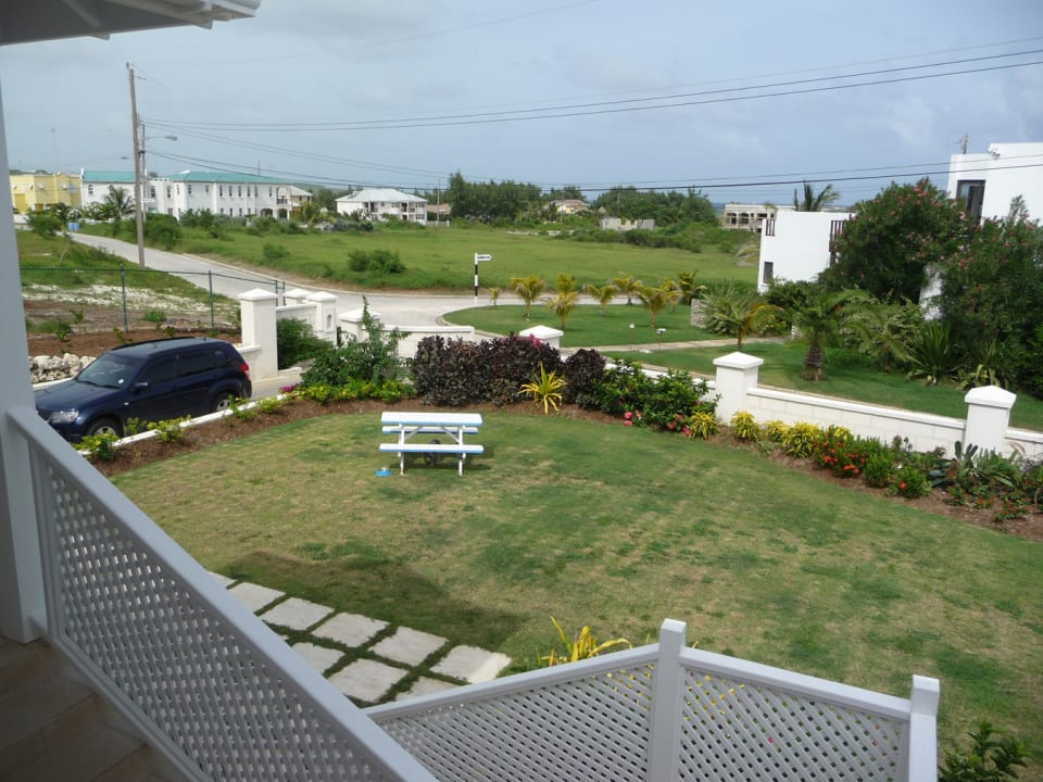 View from Upstairs Patio