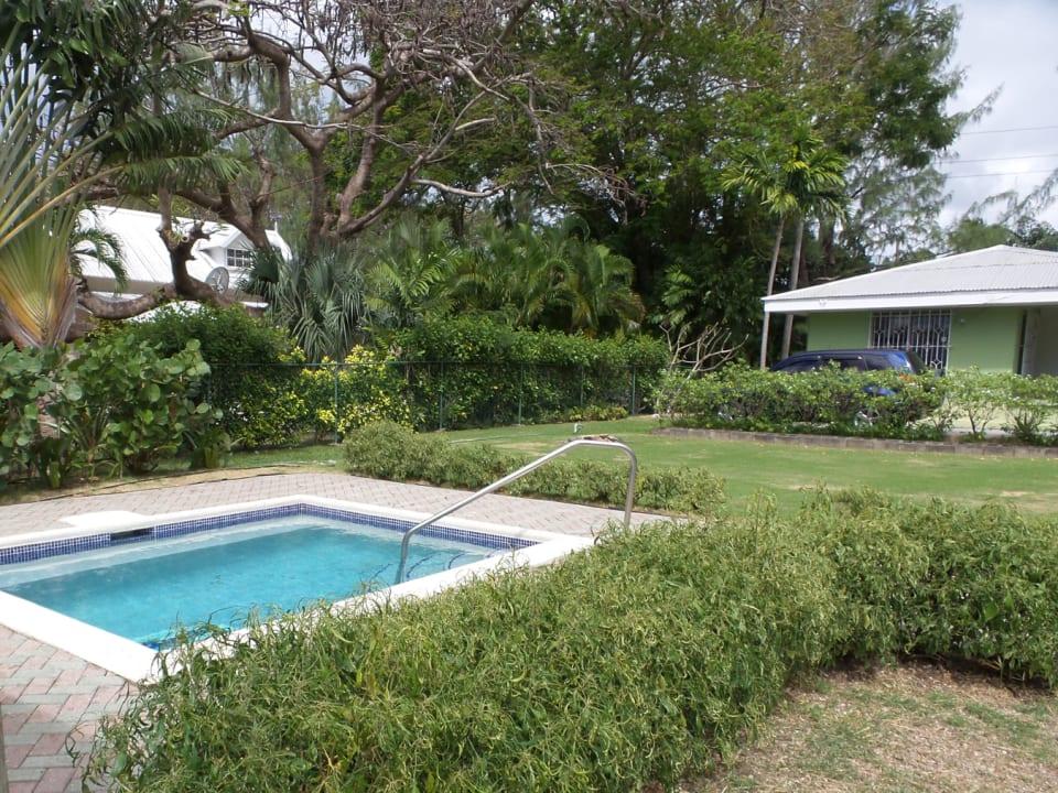Small pool