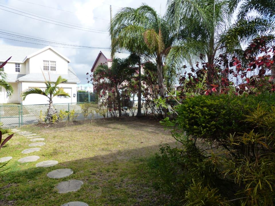 Front Gated Garden
