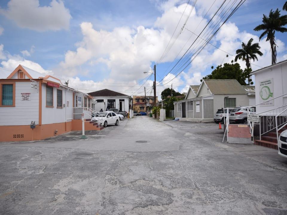 Street off Bay Street