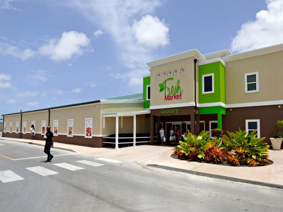 Fresh Market Supermarket