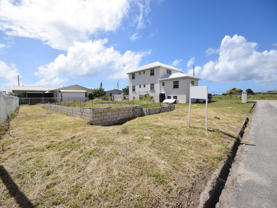 View of neighbouring properties