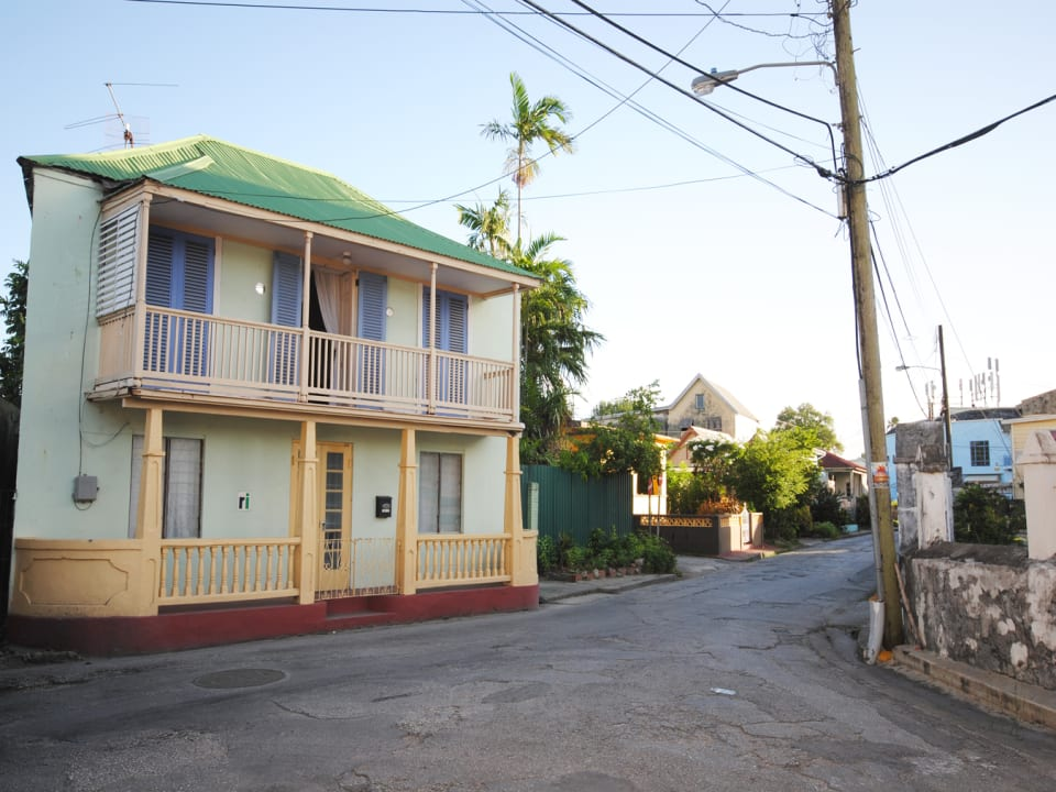 View from Chapel Street Speightstown