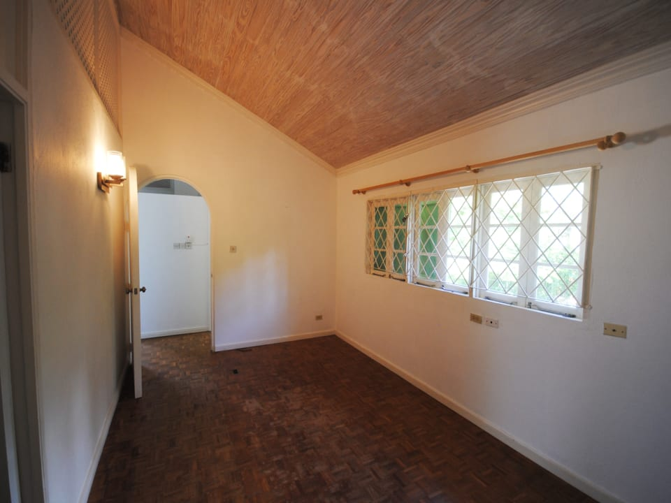 Office or TV room on first floor