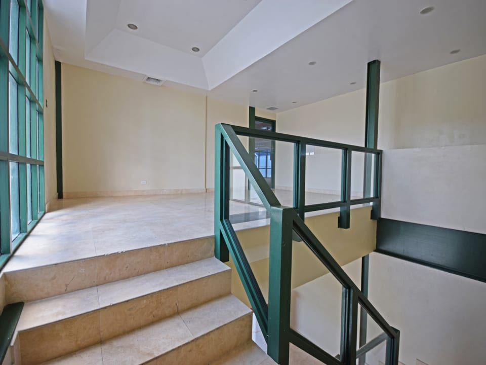 First floor Reception area