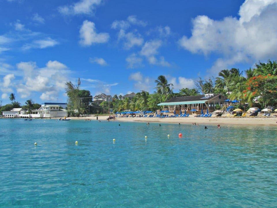 Royal Westmoreland Beach restaurant at Mullins