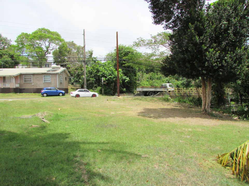 Land South of House