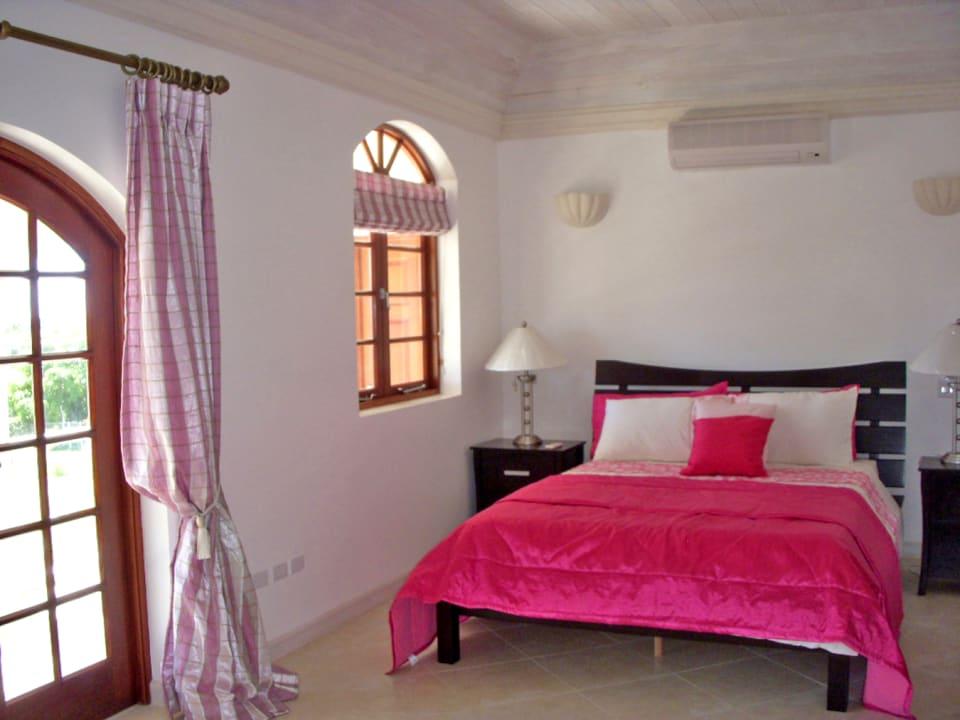 Master Bedroom (Furniture staged)