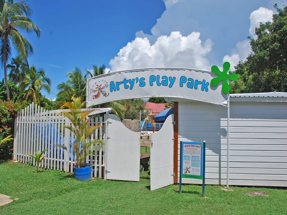 The Play Park next to the available space