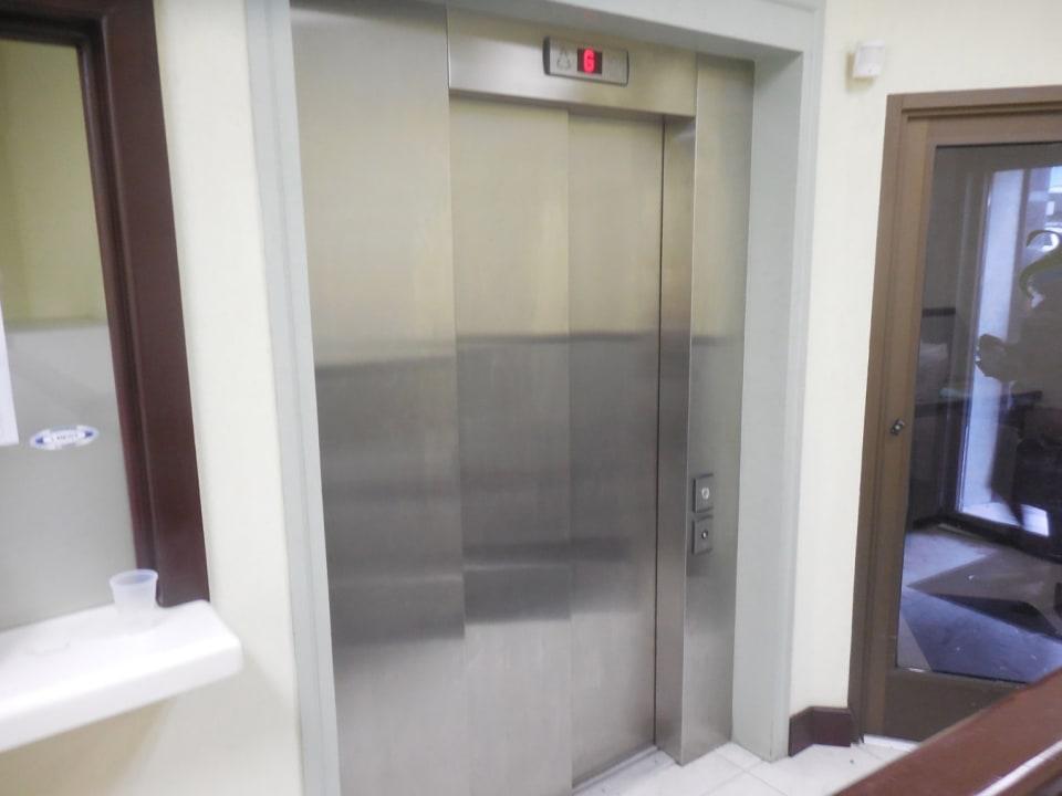 Ground floor elevator access