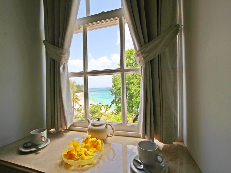 Wonderful view of Mullins Bay from master bedroom on second floor
