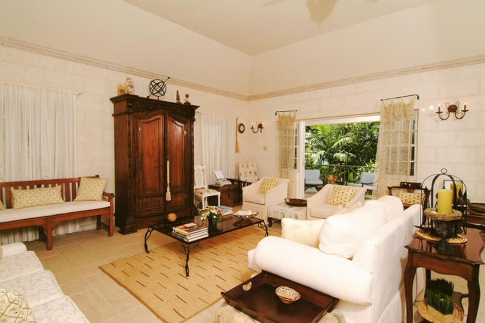 Upstairs sitting room