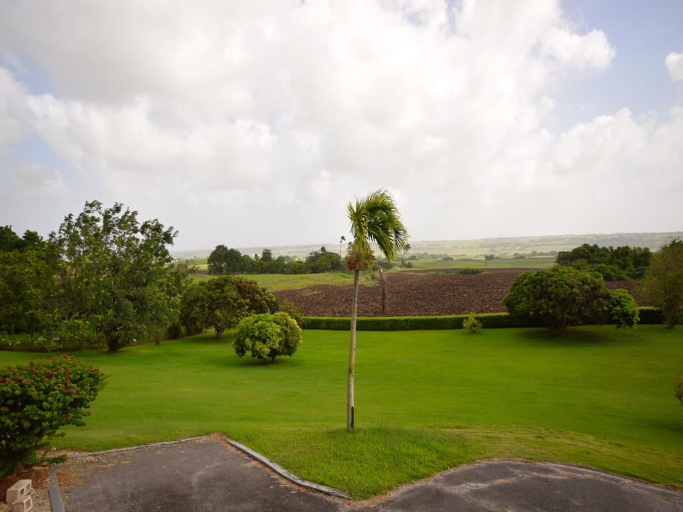 Extensive Barbados Country Views