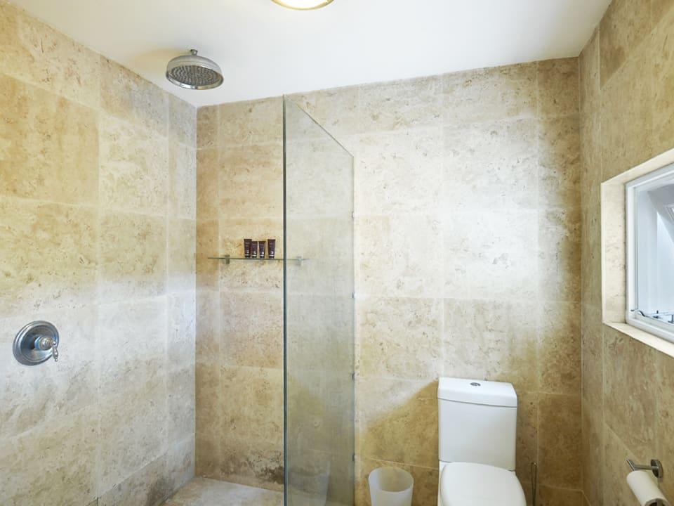 Beautifully finished bathroom