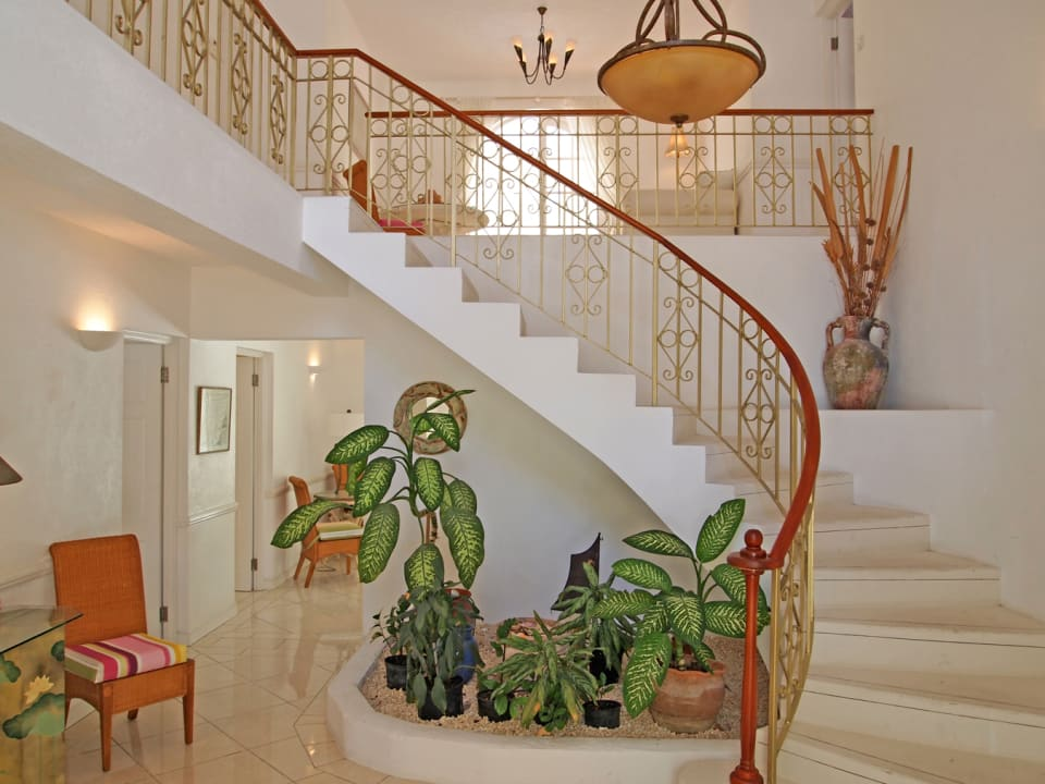 Staircase To Upper Level