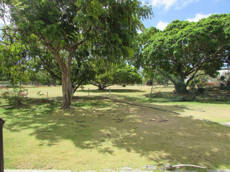 Garden and Golf Course