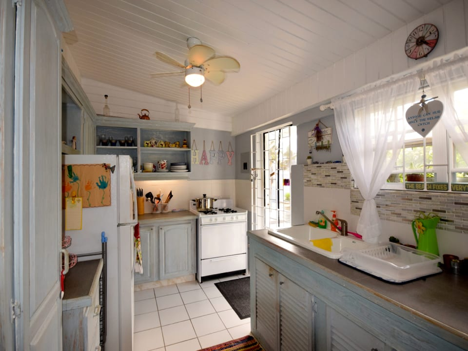2nd Unit Kitchen