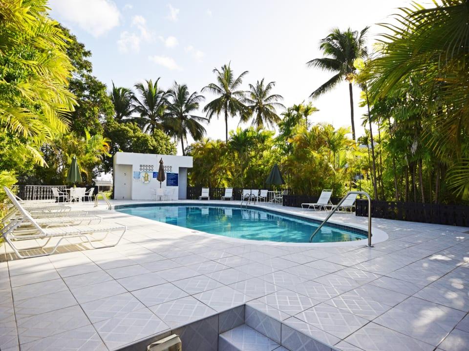 Shared Fenced Pool