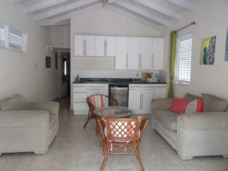 Open Plan Living in the Cottage