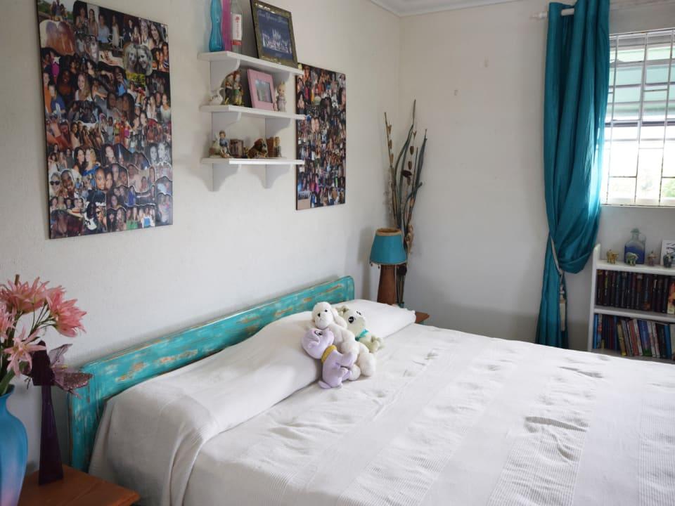 Bedroom on west side