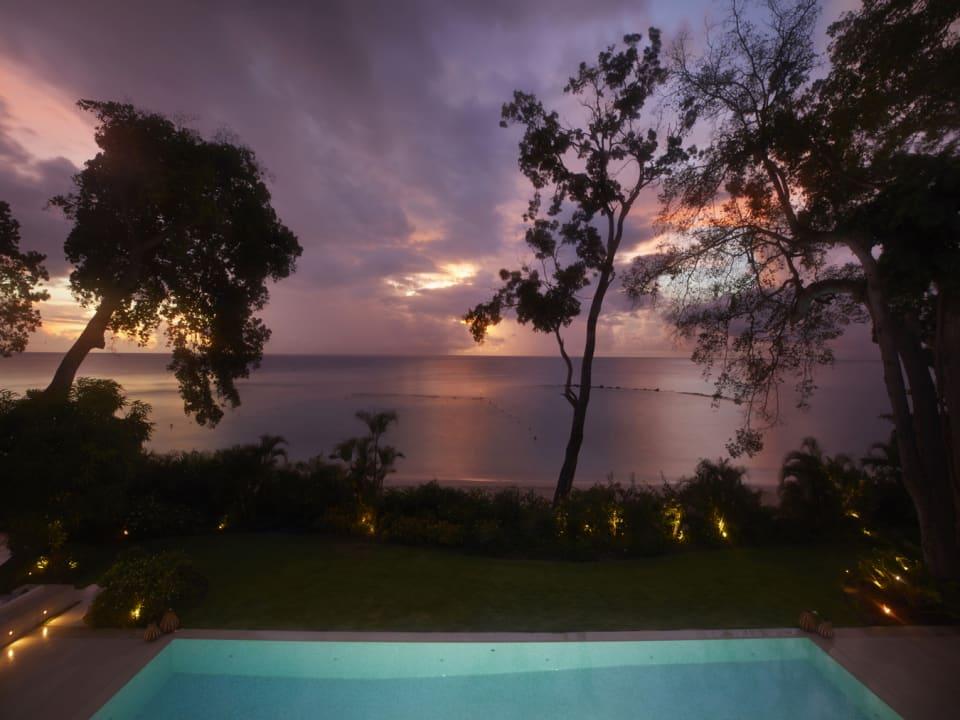 Tamarindo at Sunset